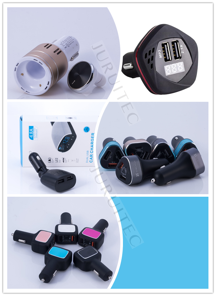 Quick Charging 20 Mobile Car Charger manufacturer