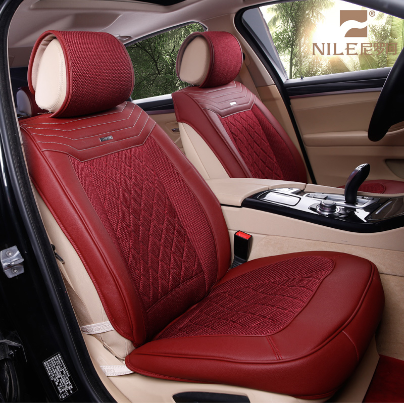 china nile factory car seat cover car cushion for car auto accessory