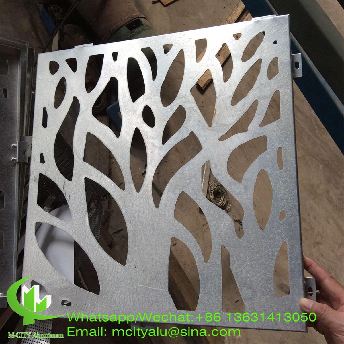 Modern Exterior Wall Cladding Building Materials