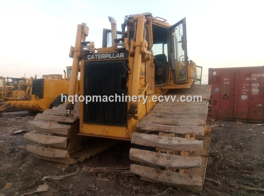Used CAT D6H D6 Crawler Bulldozer, Cheap Caterpillar Japan Track Dozer