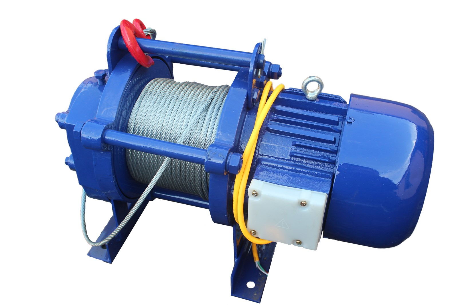 Light Duty Small Electric Winch for Hot Selling