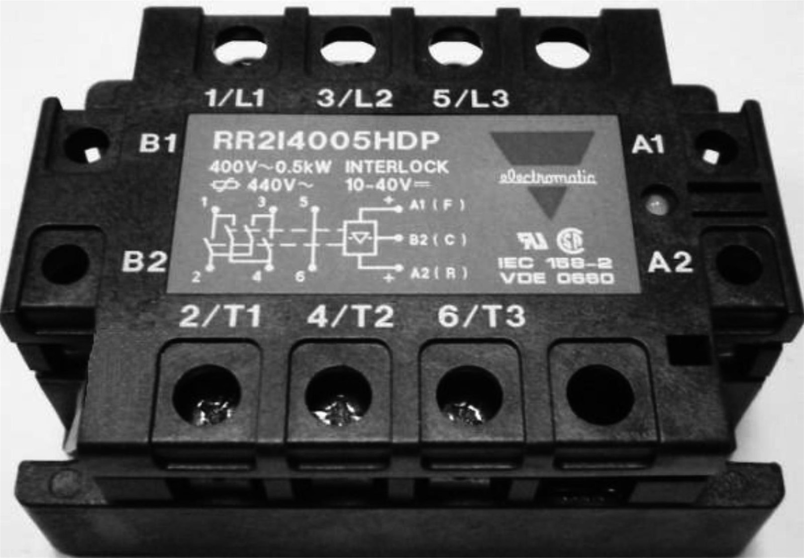 Solid State Relay Motor