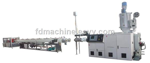 20-63MM PPR Pipe Production Line(SJ60-38 Pipe Line)