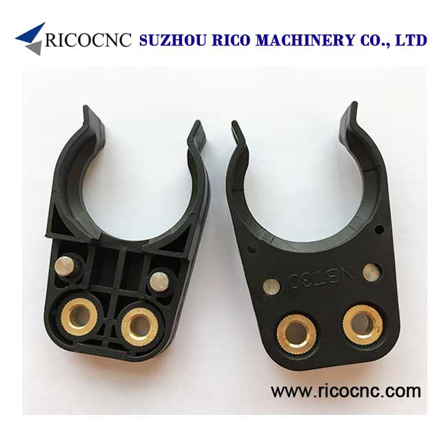 Bt30 Tool Clips For Wood Cnc Router Woodworking Machine Toolholder Forks