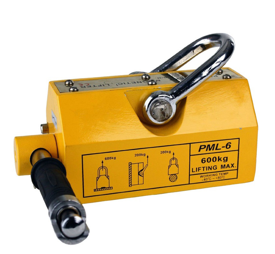 Heavy Duty Flat Permanent Magnetic Lifter Lifting Magnets