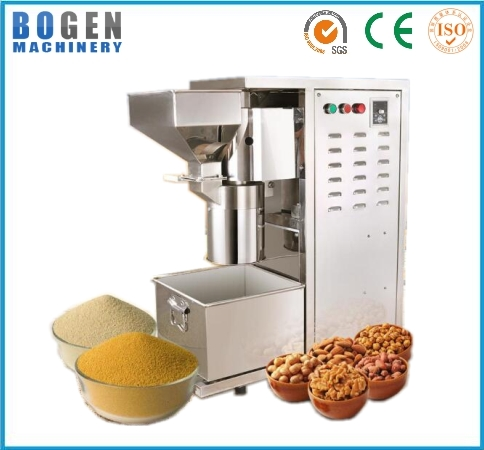 Oily seeds nuts crushermiller Pulverizer