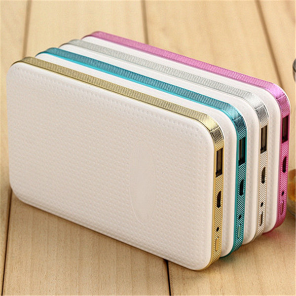 Top Selling New Portable Charger Battery 8000mAh Power Bank for All Smartphones