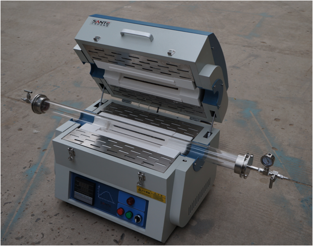 Split Tube Type Electric Resistance Furnace