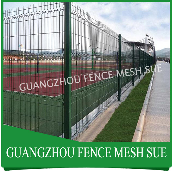 Wire Mesh Fence Panels | Green Fence Panel Steel Wire Mesh Fence For Hawaii Purchasing