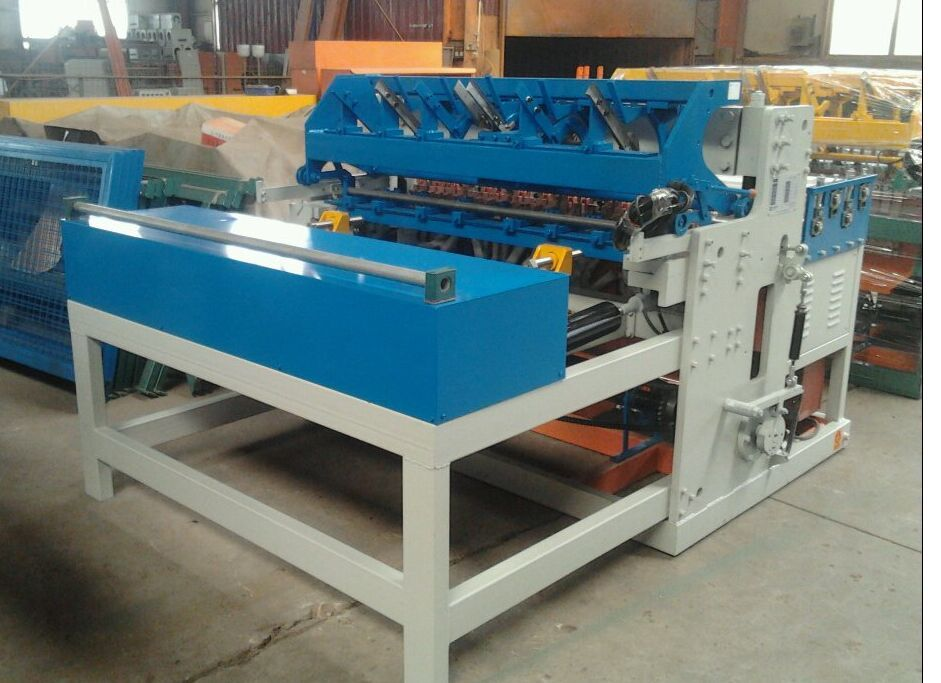 Nice Quality Blade Mesh Welding Machine