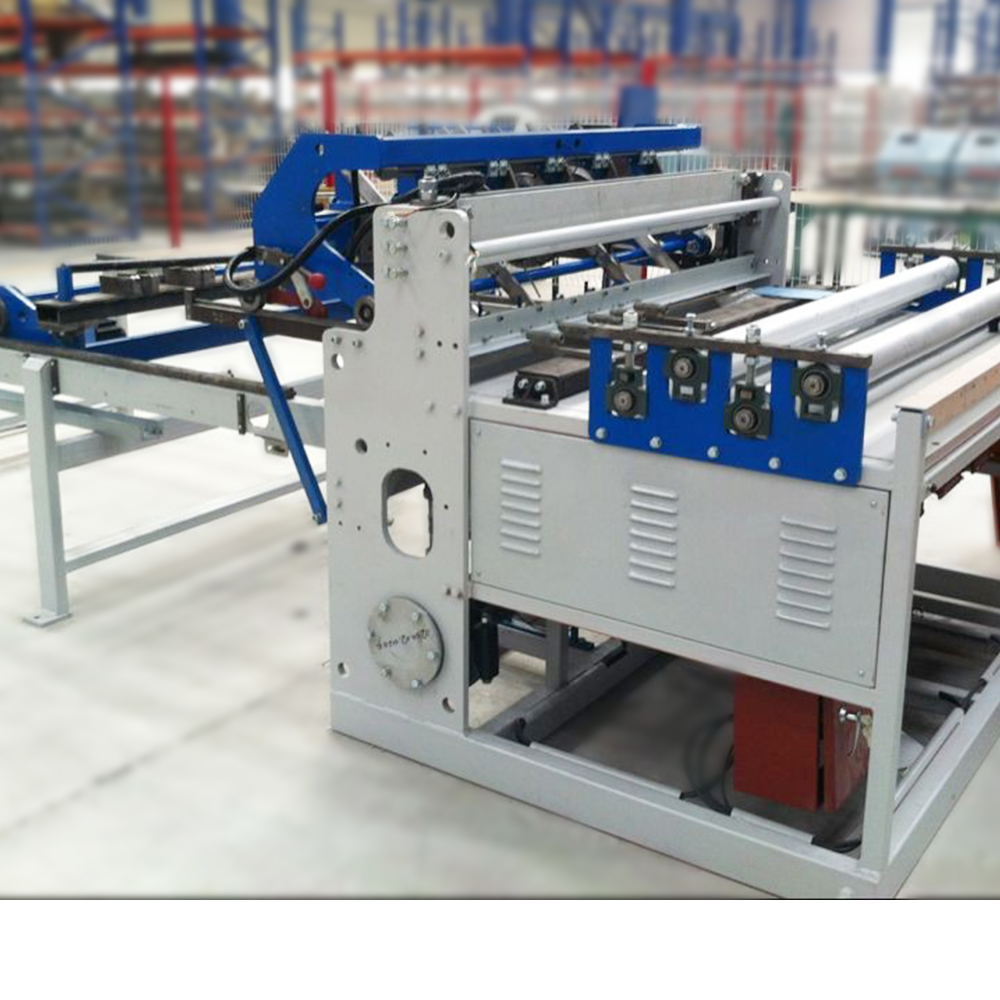 2-3.5mm Poultry Cages Mesh Welding Machine