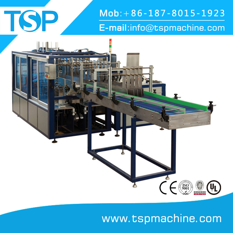 2017 New High Quality Automatic Carton Box Bottles Packing Packaging Machine
