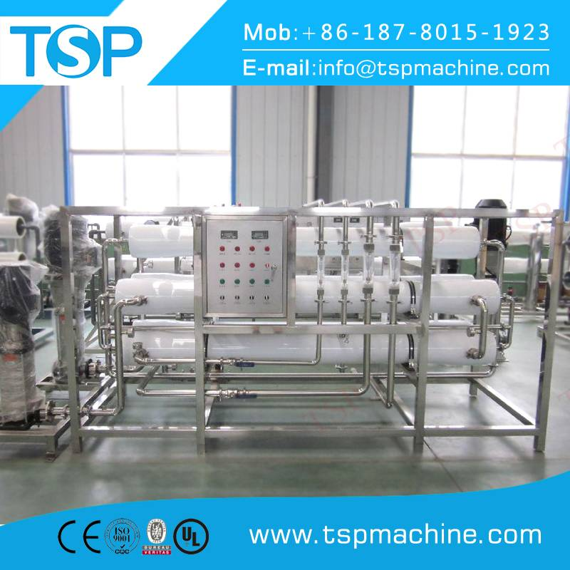 Water Treatment Plant Industrial RO Water Purifier Reverse Osmosis System Ozone Water Purifier