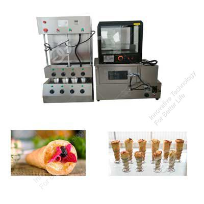 Pizza Cone Making Machine|Pizza Cone Machine