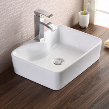Countertop Ceramic Bathroom Wash Basin Sink from China ...
