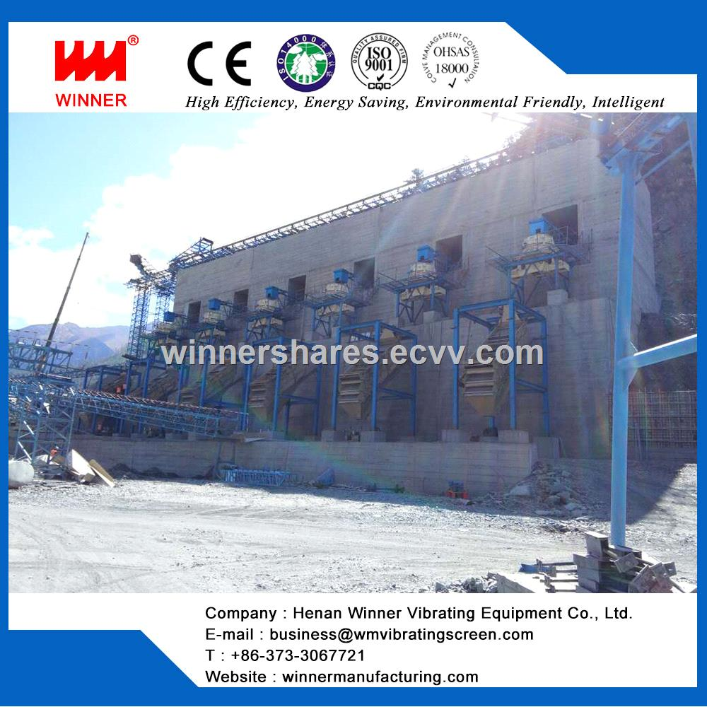 Aggregate Production Line, Sand Making Machine from China