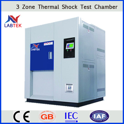 3 Zone Thermal Shock Test Chamber Extreme Thermal Shock Tester