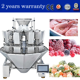 Sea Food Weight Grader Weight Sorter