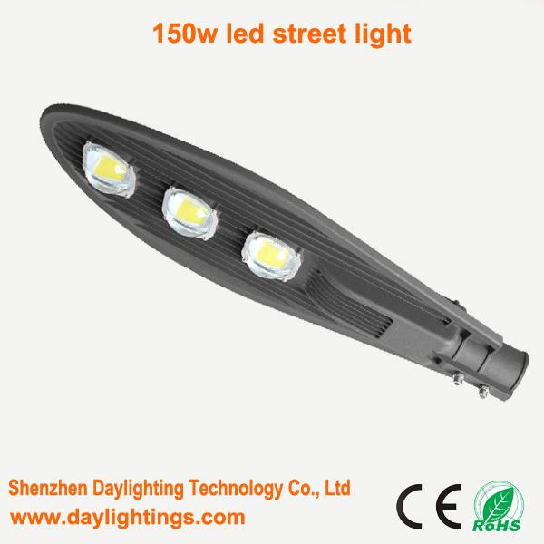 150w Led Street Lamp Lighting Fixture Ip65 Waterproof