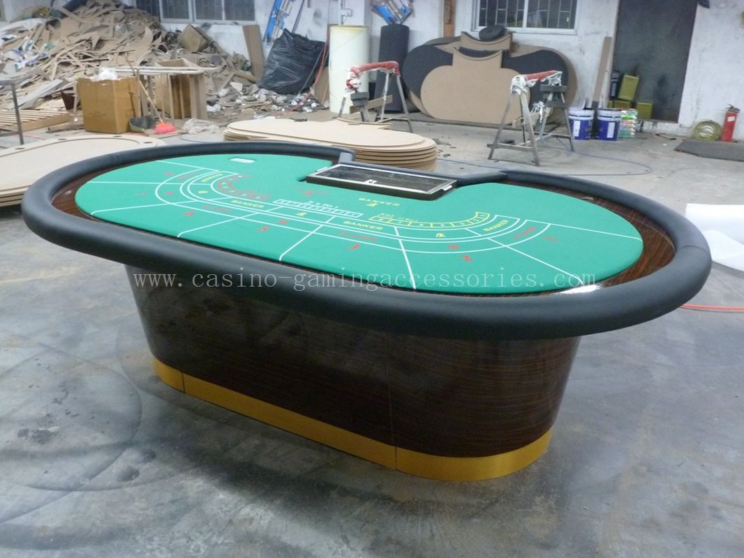 Casino Baccarat Table Poker Table For Multi Game From China Manufacturer Manufactory Factory And Supplier On Ecvv Com