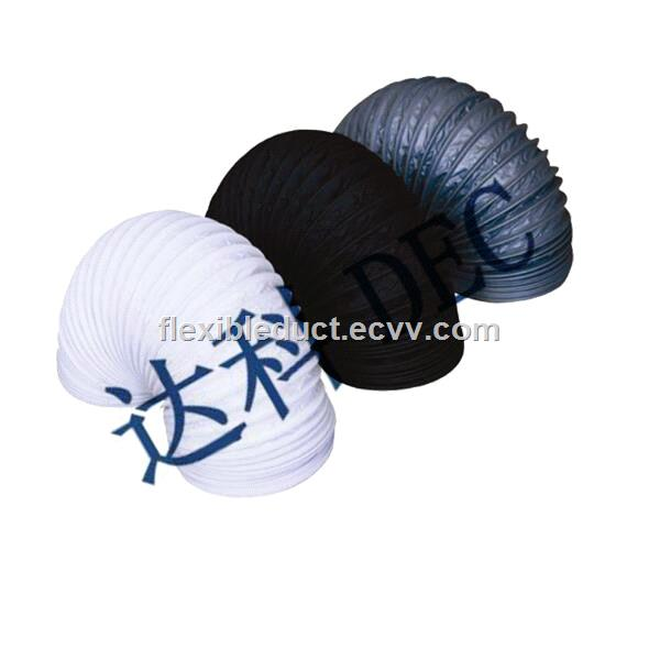 Light weight PVC Flexible fan Duct Air 8 inch Conditioning Flexible Duct