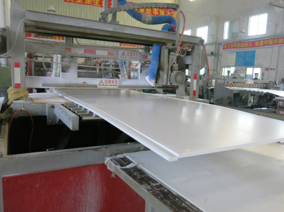 Acrylic processing aid yfg in pvc board purchasing souring