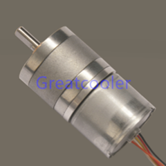 25mm Gearbox + WBDM2419 Brushless DC Motor