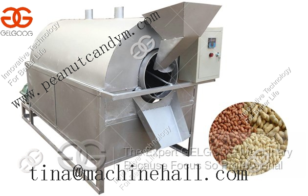 Almond DryingRoasting Machine For Sell