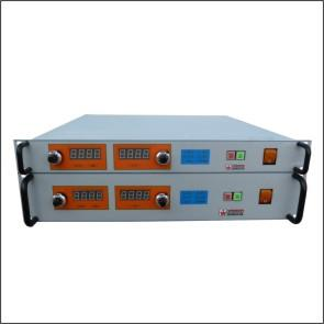 High Voltage Power Supply Rack Mount DL