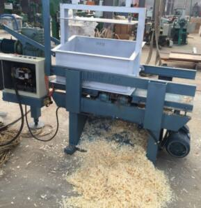 Poultry Bedding/Farm Used Automatic Electric SHBH500-1 Wood Shavings Machines