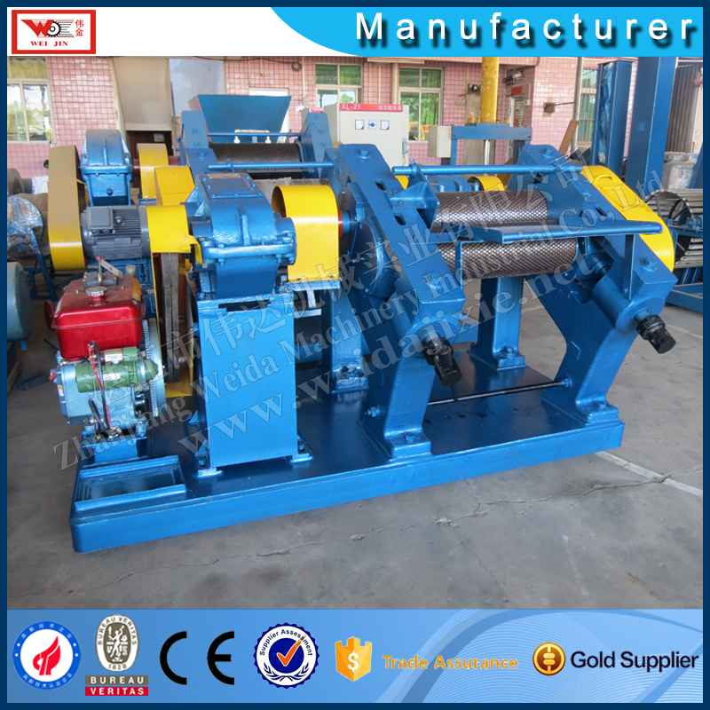Rubber Talet Pressing Machine