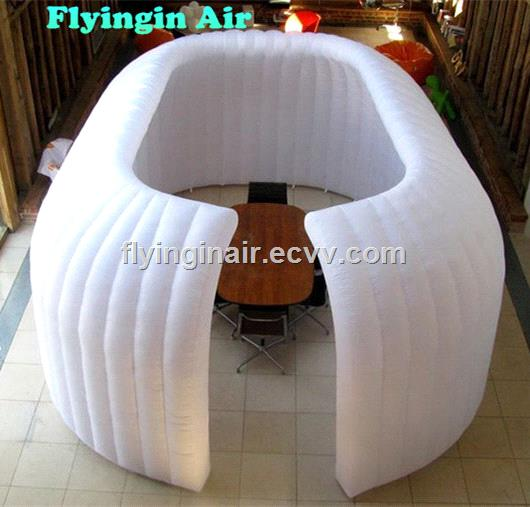 4m Inflatable Circular Tent for Exhibition & Trade Show