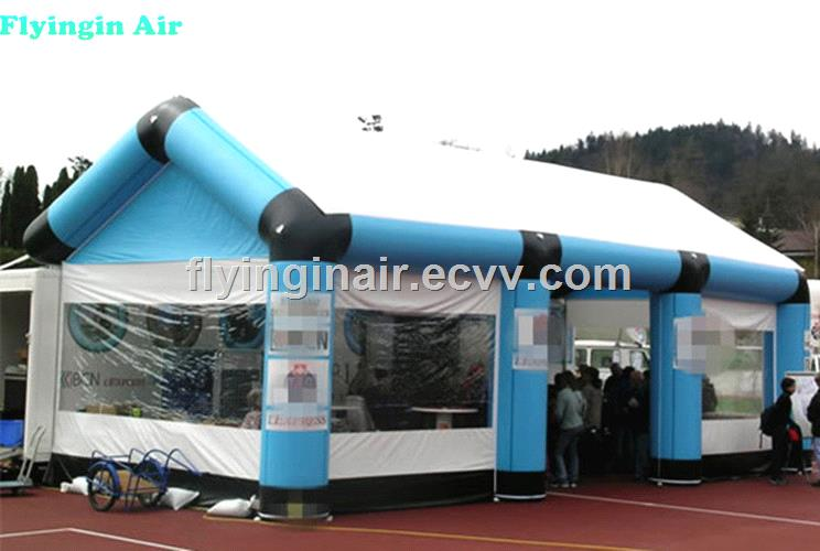 Advertising House Inflatable Structure Tent for Outdoor Trade Show