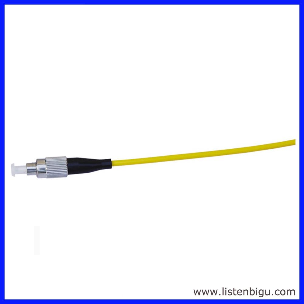 Fiber Optic Patch Cord Fc Single Mode Simplex 30mm Good Quality Kabel Optik Patchcord Fiberoptic Singlemode