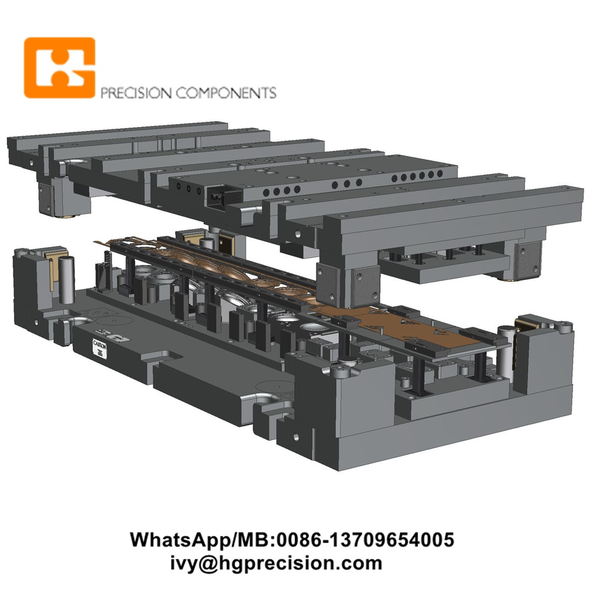 Standard Motor Core Stamping Mold