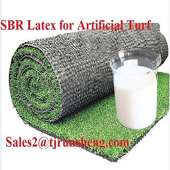 SBR Latex for Artificial Turf Coating