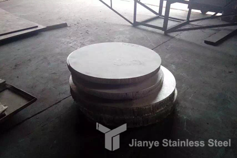 304 HOT ROLLED STAINLESS STEEL CIRCLE PLATE