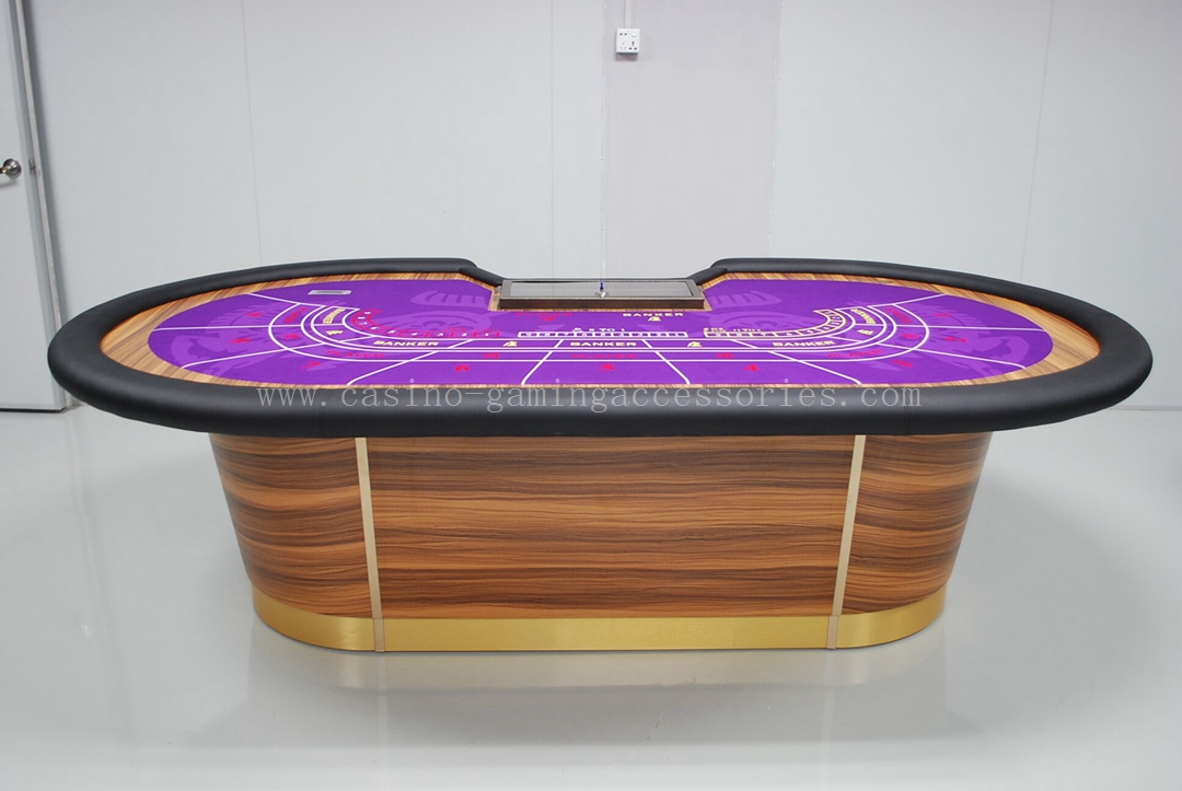 Baccarat Table From China Manufacturer Manufactory Factory And Supplier On Ecvv Com