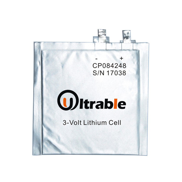 Ultrable Long Life Ultra Thin Battery CP084248 for Tracking Devices