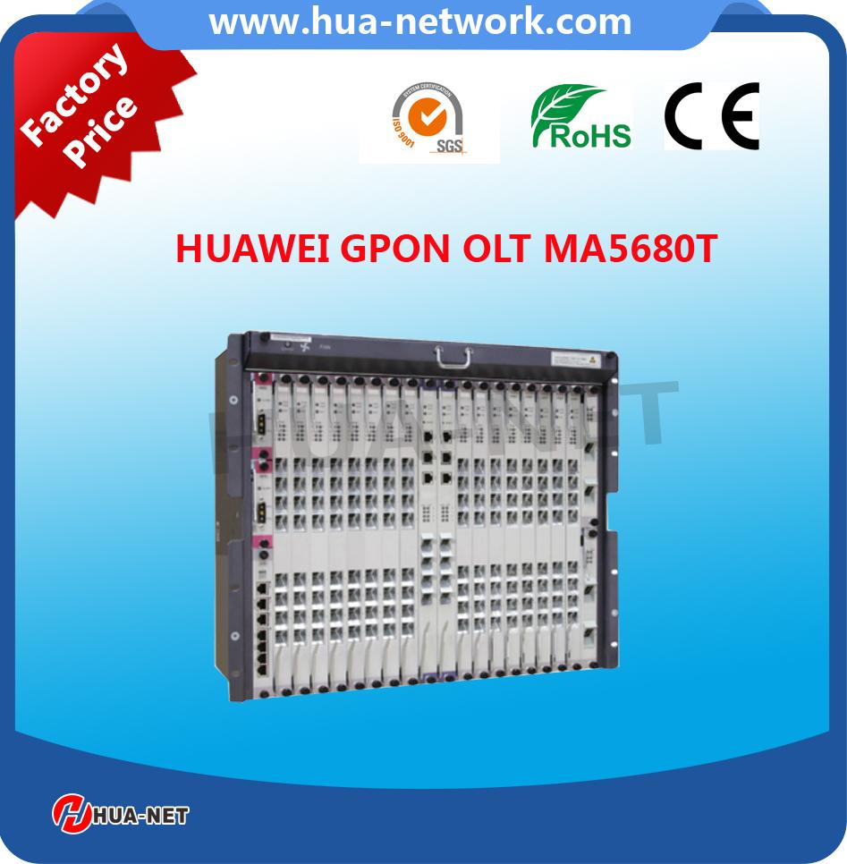HUAWEI SmartAX GPON/EPON OLT MA5680T/MA5600/MA5603/MA5683T/MA5608T