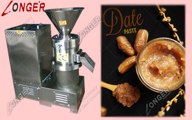 Date Paste Grinder EquipmentPeanut Butter Making Machine Low Price