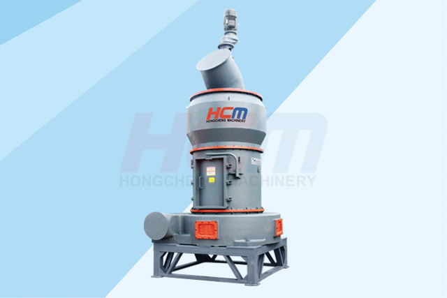 HC Grinding Mill, Technical Revolution of Pendulum Mill Industry, Upgraded Production of Traditional Raymond Mill