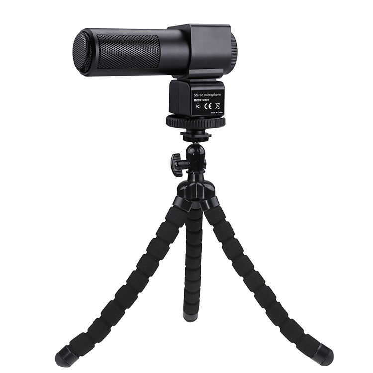 External Stereo Microphone MIC For Digital Camera video mic