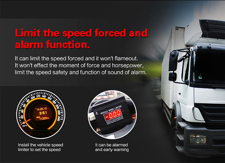 Mechanical vehiclecarmini carlorry speed limiter manufacturer