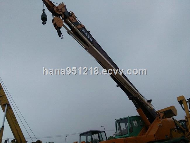 used Kato KR25H offroad crane high quality for hot sale