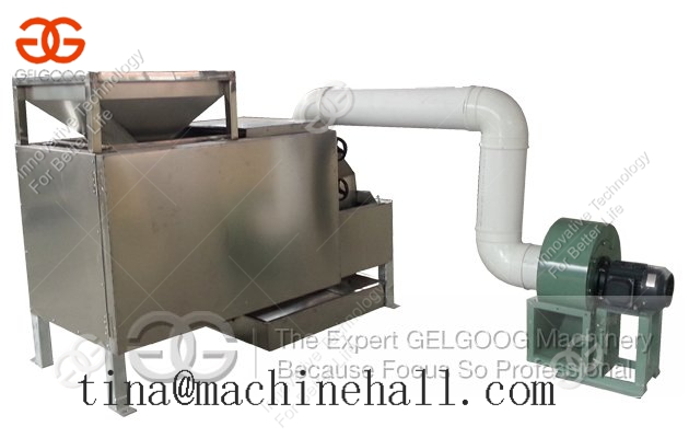 China Cocoa Bean Peeling Machine for Sale