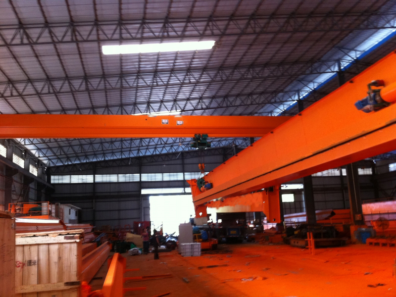 LD Model 5 ton EOT Crane ISO CE Standard for steel structure factory