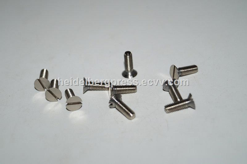 00309016 10pcs printing machine screw for heidelberg komori printer