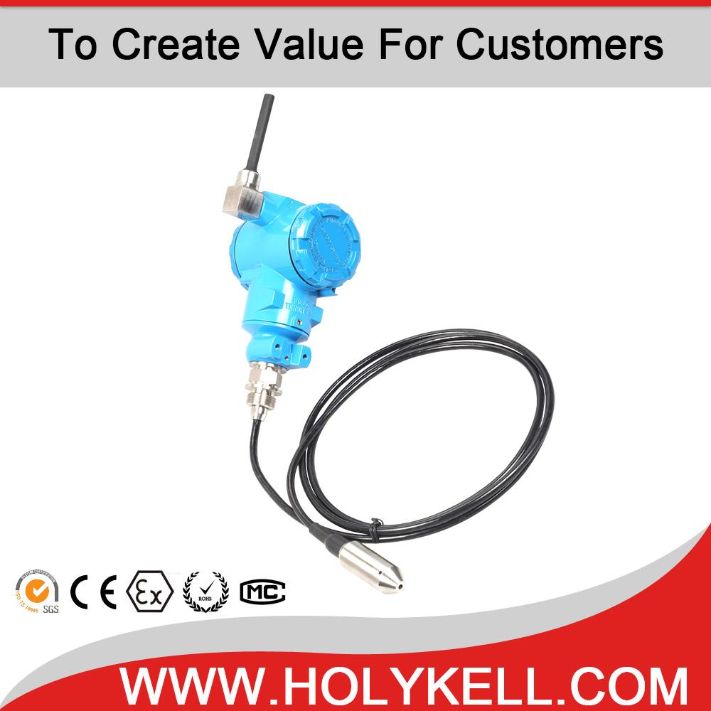 HOLYKELL HPT612 Zigbee Wireless Pressure Sensor, Water Tank Level Sensor  Wireless