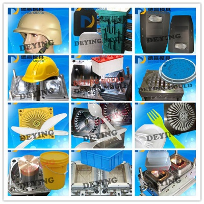 2017 new product plastic injection paint bucket mould commodity household bucket mould for plastic barrelpail mold